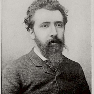 Portrait of Georges Seurat in 1888 (Photo by Unknown)