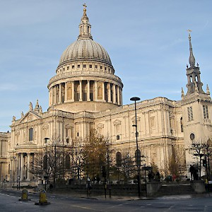 St. Paul's Cathedral (Photo by Loco Steve)
