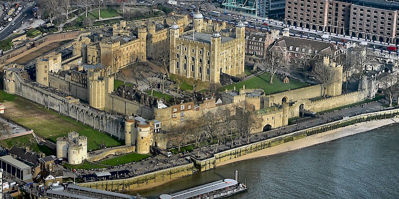 The Tower of London (Photo by Duncan)