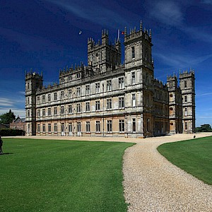 Highclere Castle, a.k.a. Downton Abbey (Photo Mike Searle)