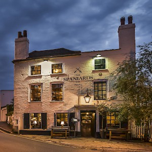 The Spaniards Inn (Photo by Jacob Surland)