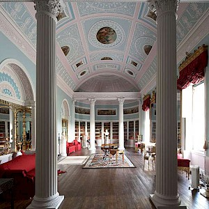 The Great Room at Kenwood House (Photo courtesy of English Heritage)