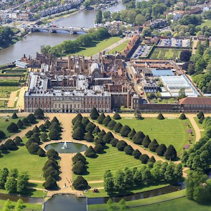 Hampton Court Palace (Photo courtesy of Historic Royal Palaces)
