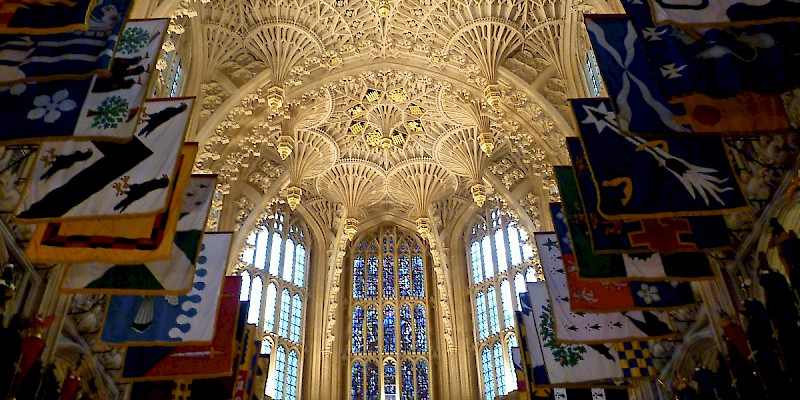 Henry VII's Lady Chapel in Westminster Abbey (Photo by Herry Lawford)