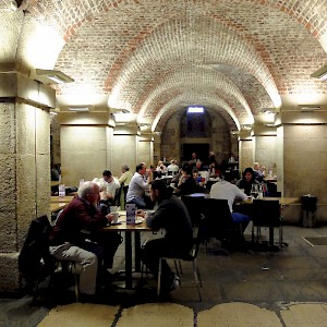 The Café in the Crypt under St-Martin-in-the-Fields church (Photo by Rikki / Julius Reque)