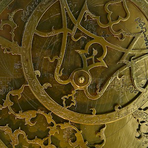 An astrolabe at the National Marritime Museum of Greenwich (Photo © Reid Bramblett)
