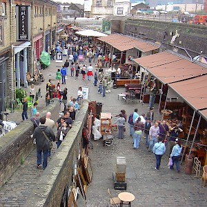 Camden Market (Photo By Ben W)