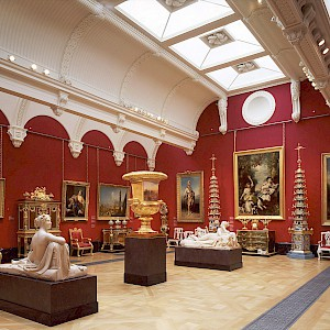 The Queen's Gallery, Buckingham Palace, London (Photo courtesy of London Pass)