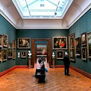The National Portrait Gallery (Photo by Herry Lawford)