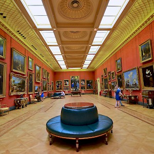 The Great Gallery at the Wallace Collection (Photo by Brent Flanders)