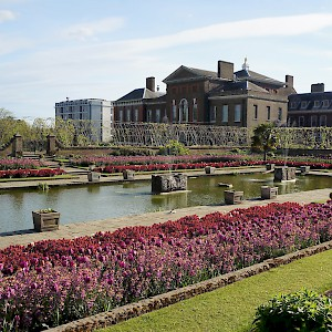 Kensington Palace (Photo by Andrew Smith)