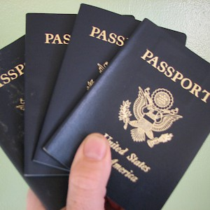 U.S. Passports (Photo by Craig James)