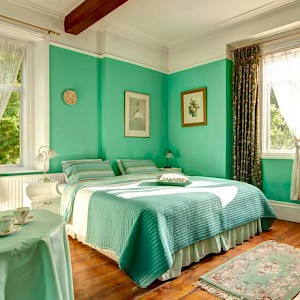A room at Juliette's B&B in Notting Hill (Photo courtesy of the hotel)