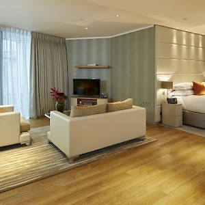 A flat at Cheval Three Quays at The Tower of London Apartments (Photo courtesy of the property)