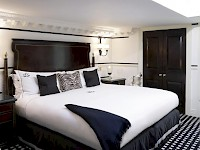 A room at London's Hotel 41