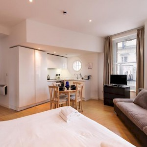 A flat at My Apartments Piccadilly Circus (Photo courtesy of the property)