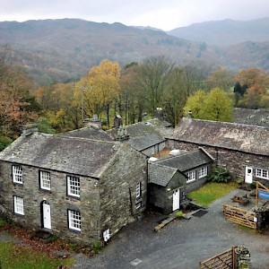 Thorney How, a farm bunkhouse in England's Lake District (Photo courtesy of the property)