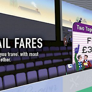 Railcards can save you 33% for a flat £30 fee (Photo courtesy of National Rail)