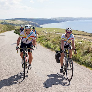 A bike tour through Cornwall, England (Photo by Geraint Rowland)
