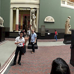 A Gay and Lesbian Tour of the V&A Museum in London (Photo Jason Tester)