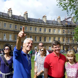 Bath offers free guided walks (Photo courtesy of VisitBath.co.uk)