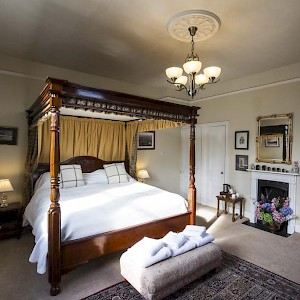 A bedroom at Grosvenor B&B (Photo courtesy of the property)