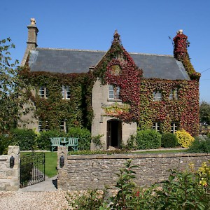 The farmhouse (Photo courtesy of the property)