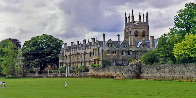 Merton College (Photo by Phillip Capper)