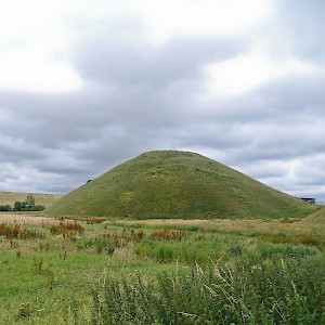 Silbury Hill (Photo © Reid Bramblett)