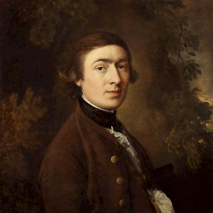 Self Portrait (c. 1758-1759) by Thomas Gainsborough, at the National Gallery, London (Photo by the National Gallery)