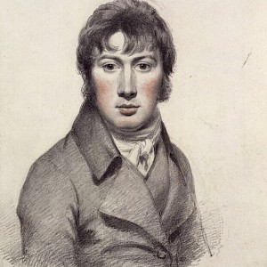 Self Portrait (1799/1804) of John Constable, at the National Portrait Gallery, London (Photo courtesy of the National Portrait Gallery)