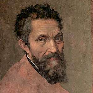 Unfinished Portrait of Michelangelo (ca. 1544) by his student, Daniele da Volterra, in the Metropolitan Museum of Art, New York (Photo courtesy of the Metropolitan Museum of Art)